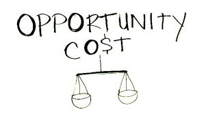 opportunity cost personal finance